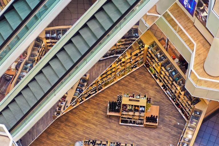 Administrativní, logistická, obchodní centra asklady